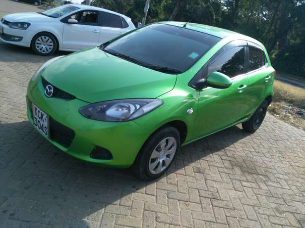 Mazda Demio very clear and good for economic Syokimau - image 3