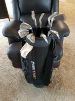 Ladies Golf Clubs - Lady Player Anvil Sport