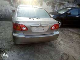 Toyota corolla 2003 model