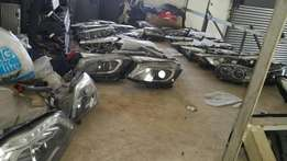 BMW and Mercedes benz parts come to seki m auto spares on plot 20 gous