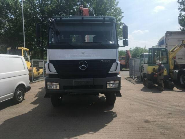 Mercedes-Benz 1833AK Axsor   kipper vrachtwagen - 2010