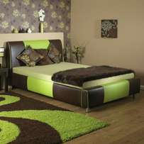 5*6 leather bed order now. at 600k