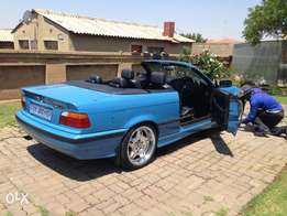 Bmw Mean Machine , 325i convertible