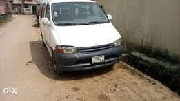 Toyota hiace very clean buy drive