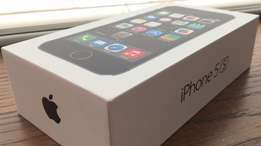 iPhone 5s 16gb black with space gray