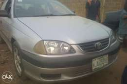 Clean Toyota Avensis very cheap