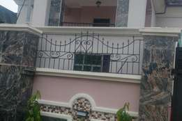 Brand New Executive 3bed Rooms Flat at Ajao Estate Isolo