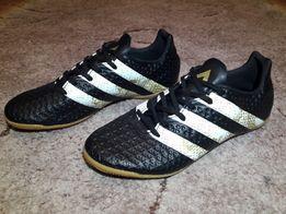 Футзалки Adidas 40 р. ACE 16.4 IN копы 25.0 см. бампы футбол a88213954a5