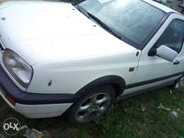 Tokunbo volkswagen Golf3 for sale
