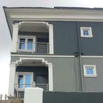 Tastefully finished luxurious 3 bedroom flat at iwaya yaba