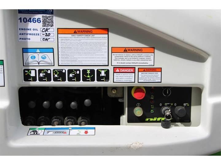 Niftylift HR28 HYBRID - 2014 - image 4