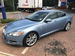 2011 Jaguar XF S Luxury 3.0 Diesel Automatic with 59843Km's