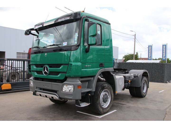 Mercedes-Benz ACTROS 2044 AS - 2014