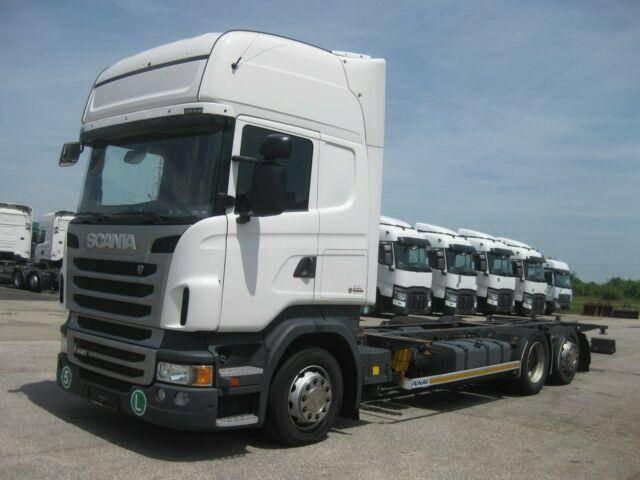 Scania R440 EEV Jumbo BDF 7,82 - 2013