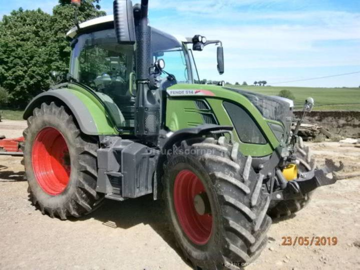 Fendt 514 power - 2016
