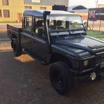 1997 Land Rover Defender 130 300Tdi