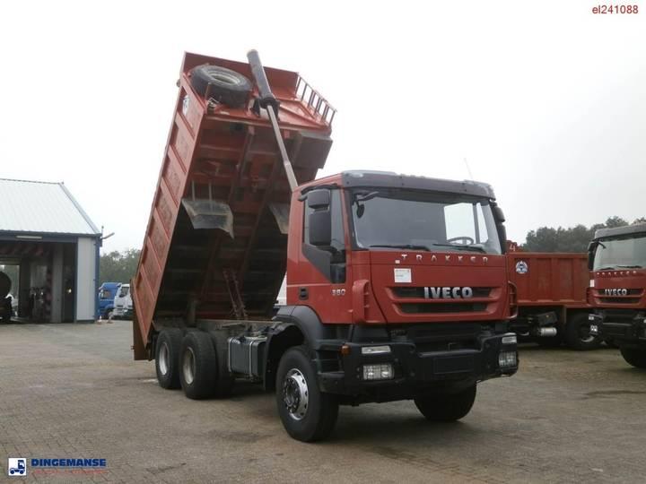 Iveco AD380T38 6x4 tipper - 2011 - image 6