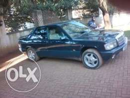 mercedes 190E for sale