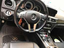 Few months used 2012 Mercedes Benz C300