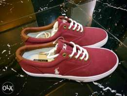Polo sneakers size 42.