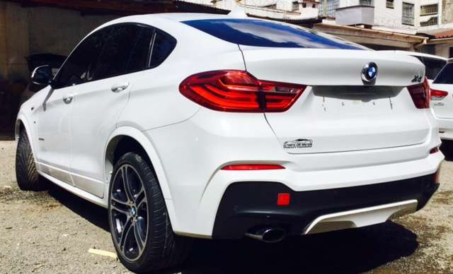 BMW X4 Quick sale! Westlands - image 8