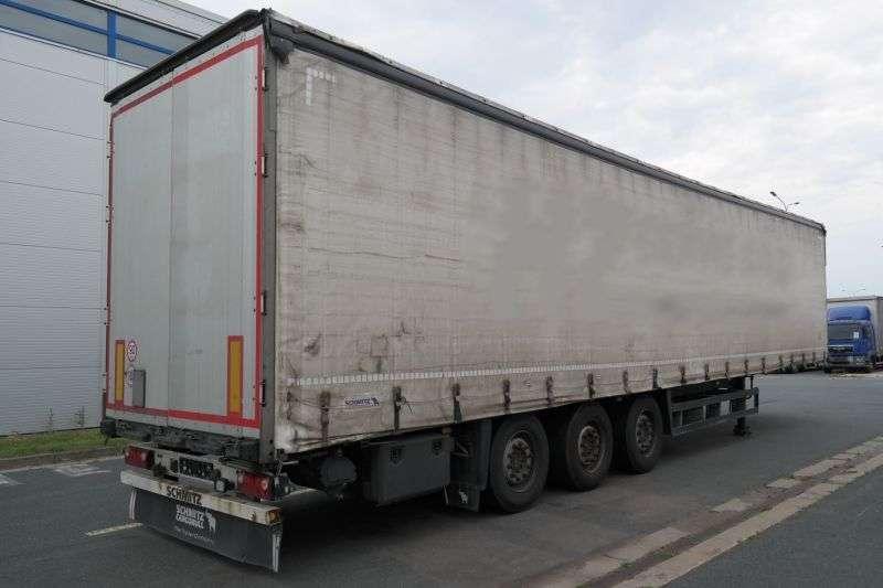Schmitz Cargobull Ag Scs 24/l - 2010