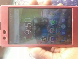 Infinix hot 2 for sale, with 2gb ram and 16gb inbuilt memory