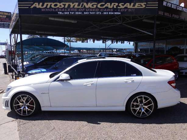 Autostyling Car Sales-EL-08 Merc C63 AMG Performance Pack,375kW,Immac East London - image 1