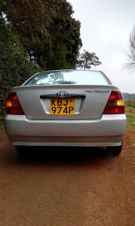 NZE Toyota mint condition Westlands - image 8
