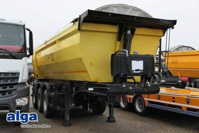 BPW has trailer,  achsen, 27m?, luft, trommel - 2015