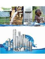 SOLAR PUMPS,Submersible Cable,Solar Panels,PVC Pipes & Accessories.