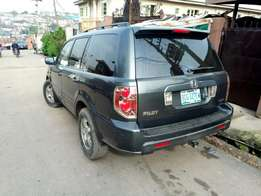 Honda Pilot 2007 (Few months Registered)