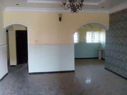 A tastefully finished & brand new 3bedroom flat at Wuye district.