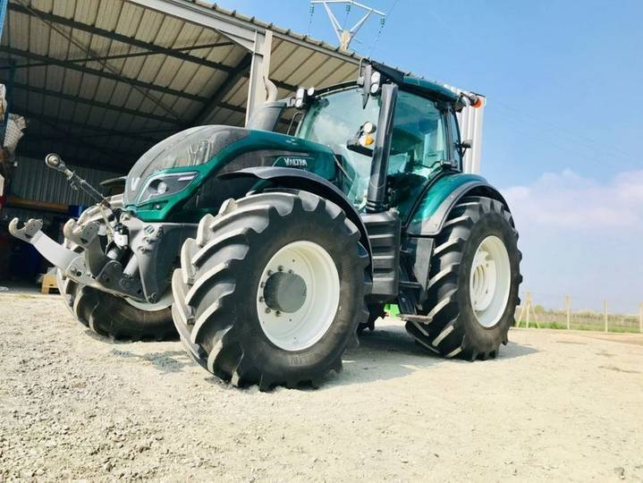 Valtra t194 direct - 2016