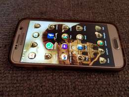 Samsung S6 32GB for Sale - Gold First Edition