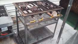 *4 Burner Boiling Table for SALE!*