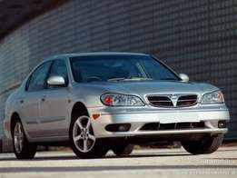 Looking for a Nissan Maxima Qx