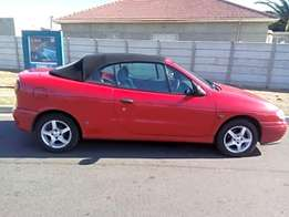 Renault Megane Cabriolet 1.6 Rt for sale
