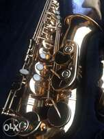 Clear and clean Alto Saxophone
