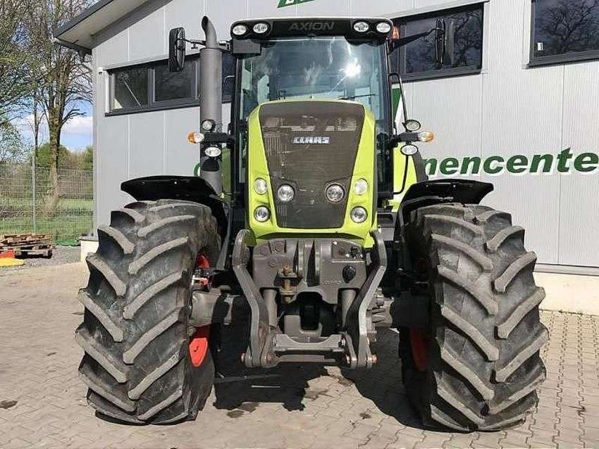 Claas axion 810 - 2013 - image 4