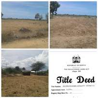 1.6 Acre Commercial Land For Sale In Msumarini-Malindi
