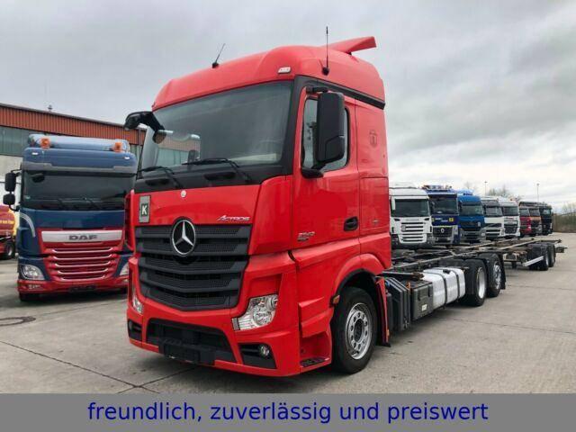 Mercedes-Benz *ACTROS 2542*RETARDER*EURO 5*LIFT ACHSE * - 2012