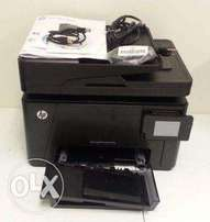 New HP Color Laserjet Pro M177FW