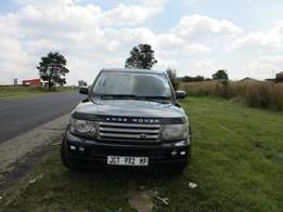 2007 range rover supercharged