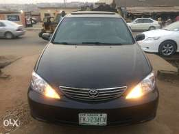 2003 Used Toyota Camry XLE Leather Interior