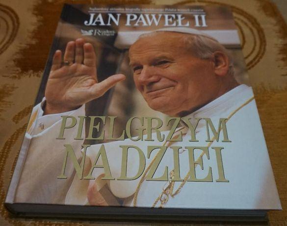 Jan Paweł Ii Pielgrzym Nadziei Biografia Szczecin Warszewo Olxpl