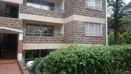 3 bedroomed spacious apartment to let in westlands(Raphta rd)