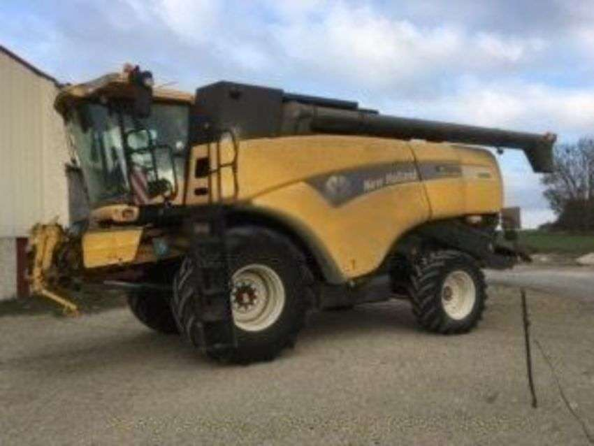 New Holland cx 8060 - 2008 - image 6