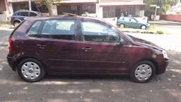 Immaculate 2006 vw polo 1.6comfortline with sunroof for r79000