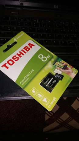 Toshiba memory card for sale Kawangware - image 1